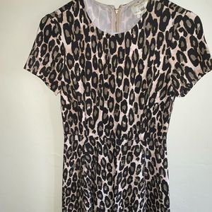 Kate Spade Leopard Dress